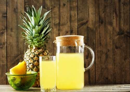 Bildergebnis für ananas saft