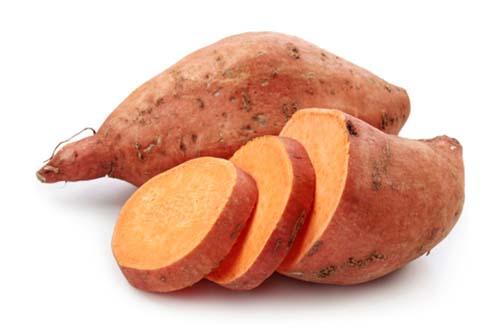 Süßkartoffel Lebensmittel Warenkunde